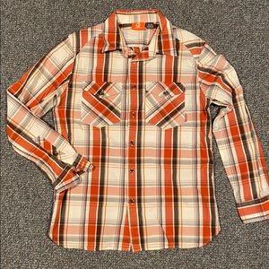 Merrell Mens button down shirt